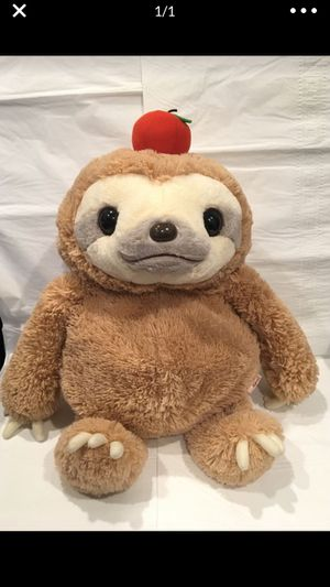 Sloth Plushie Stuffed Animal for Sale in Huntington Beach, CA