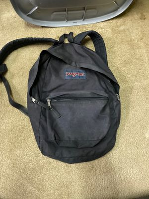 Black Jansport Backpack for Sale in Bloomington, CA