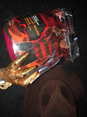 Freddy Krueger costume for Sale in El Monte, CA