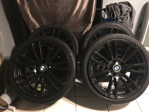"Bmw rims 19"" m3 403m for Sale in Lawndale, CA"
