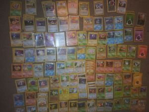 POKEMON CARDS 1995-98 SOME RARE 1ST EDITION... for Sale in Humble, TX