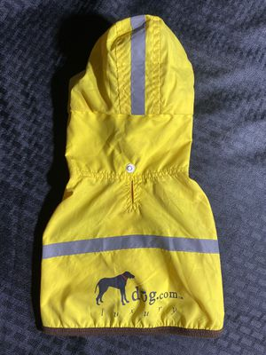 Pet Raincoat by Dog.com (Small) for Sale in San Diego, CA