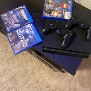 PS4 Pro 1TB Slim for Sale in Humble, TX