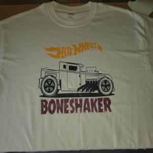 Hot Wheels Boneshaker Custom Made Shirt for Sale in Riverside, CA