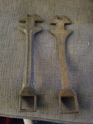 2 Antique Tractor Wrenches for Sale in Washington, DC