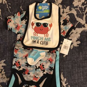 Baby Boy Clothes (3/6) for Sale in Houston, TX