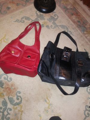 Purses, $5 for both for Sale in Norfolk, VA