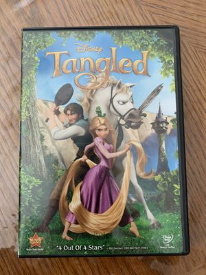 Tangled DVD for Sale in Gonzales, LA