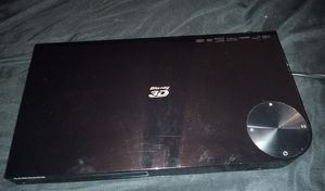 Samsung Blu-ray DVD player. No remote for Sale in North Las Vegas, NV