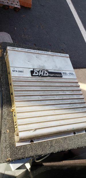 DHD Power Cruser Amplifier Model NTX-2007 for Sale in Washington, DC