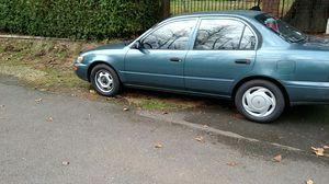 1996 Toyota Corolla for Sale in Renton, WA