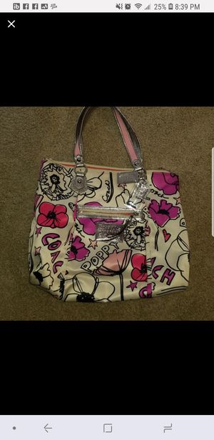 Coach bag for Sale in Germantown, MD