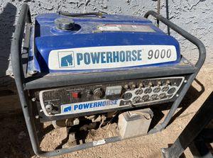 Powerhorse 9000 generator for Sale in Phoenix, AZ