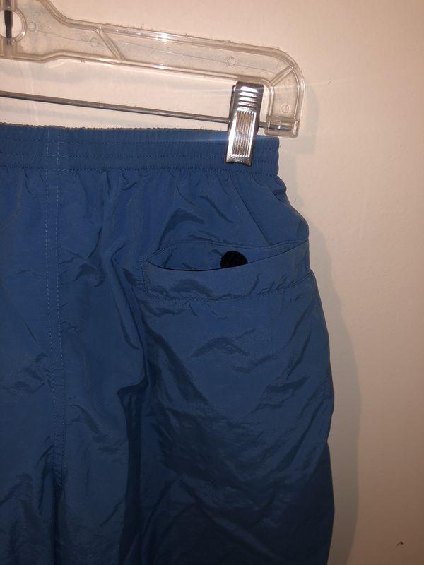 Patagonia Mens Size Small - Navy Blue Swim Short Trunks ,Pockets