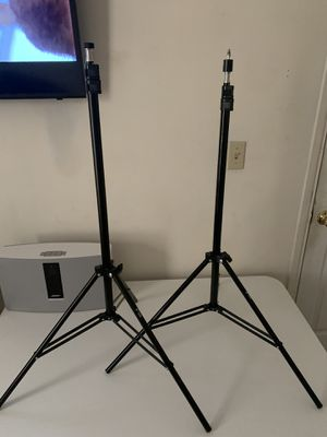 I have 2 cowboy studio tripods for Sale in Anaheim, CA