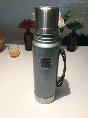 Rare special edition Stanley Classic 100-Year 1.1-Quart Vacuum Bottle for Sale in Orlando, FL
