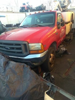 1999 ford f 450 dual rear wheel 7.3 diesel for Sale in West Haven, CT