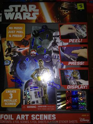 NEW STAR WARS TOYS for Sale in Moore, OK