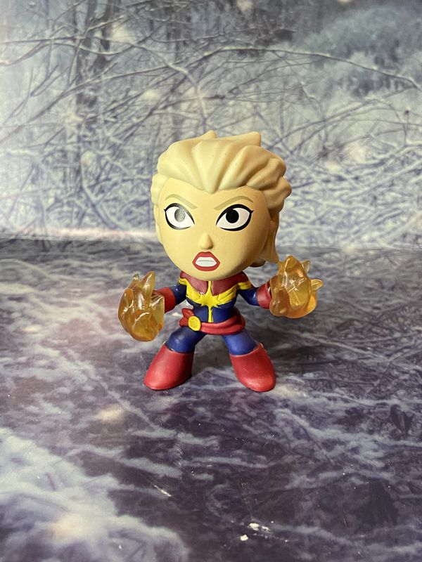 Funko Marvel Mystery Mini - Captain Marvel