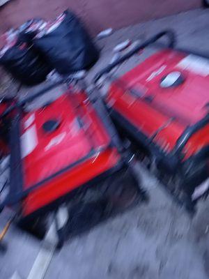 Dos generadores en buenas condiciones for Sale in Oakland, CA