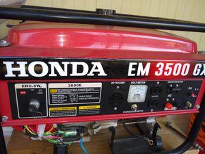 HONDA GENERATOR for Sale in Yakima, WA