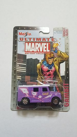 Maisto Ultimate Marvel Gambit series 1 # 8 for Sale in Kissimmee, FL