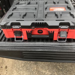 Brand New Milwaukee Packout 20 In Tool Case W/Insert for Sale in Monroe Township, NJ