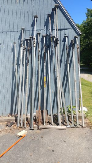 15 LOAD BARS. I DONT NEED ANYMORE WANT GONE 20 TAKES ALL for Sale in Millbury, MA