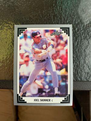 1991 Leaf Joel Skinner #211 for Sale in Mansfield, PA