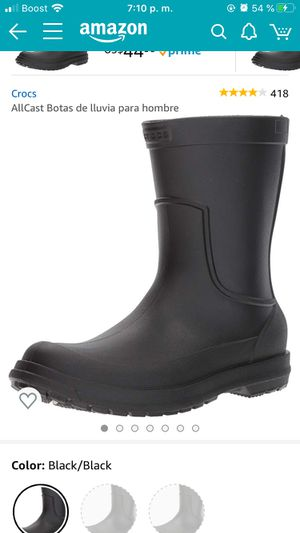 Croc Rainboots for Sale in Pacoima, CA