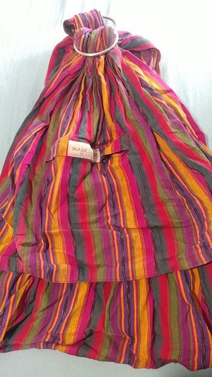 Maya wrap baby sling with zippered pocket for Sale in Lakeside, AZ