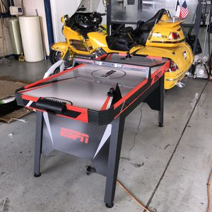 Air hockey table ESPN for Sale in Houston, TX