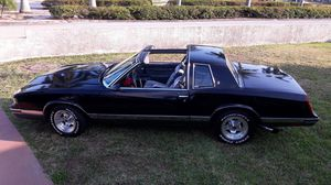 1986 monte carlo ls t-top for Sale in West Palm Beach, FL