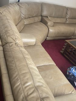 Reclining couch for Sale in Detroit,  MI
