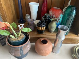 Lots of vases for Sale in Delray Beach, FL