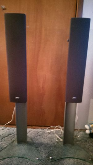 **GREAT DEAL ON HIGH END KLIPSCH SYNERGY SLX SPEAKERS** for Sale in Bridgeville, PA