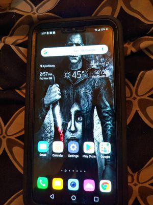 LG V40 excellent condition for Sale in Lynchburg, VA