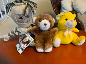 Stuffed animals for Sale in Killeen, TX