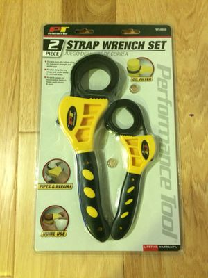 Strap wrench set for Sale in Seattle, WA