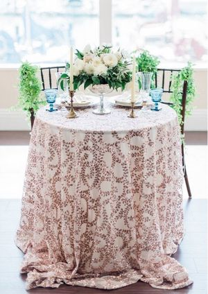 Sequins Tablecloths for wedding / party for Sale in Walnut, CA