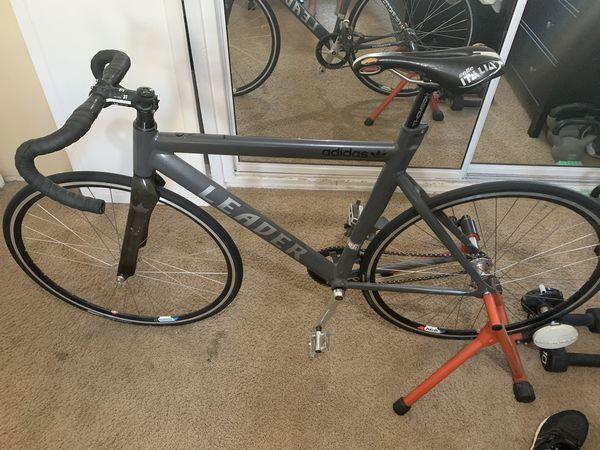 Leader 725 Fixie Bike