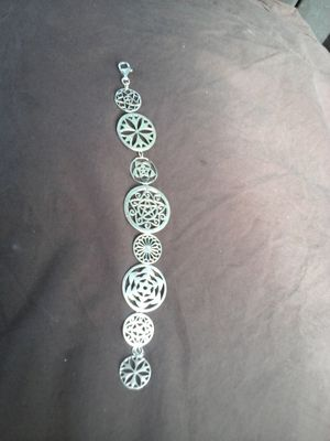 Magic symbolism **Sterling silver bracelet** for Sale in Colorado Springs, CO