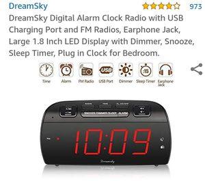Digital alarm clock for Sale in Sugar Land, TX