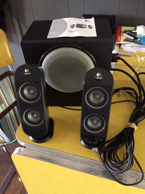 Logitech Computer Speakers for Sale in Ocean Shores, WA