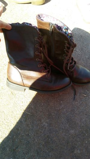 Girl boots size 12 for Sale in Houston, TX