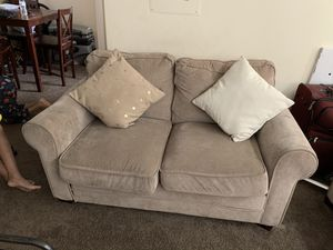Cream sofa set for Sale in Alexandria, VA