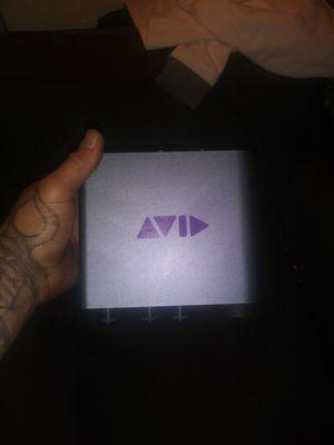 Avid mbox mini for Sale in Lodi, CA