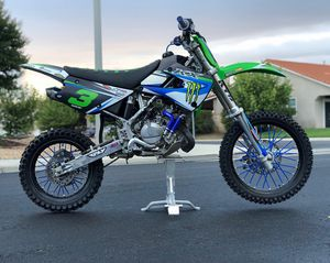 Kx85 Dirt Bike for Sale in Romoland, CA