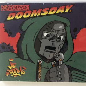 MF DOOM OPERATION DOOMSDAY CD HIP HOP for Sale in San Diego, CA