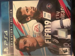 Ps4 Fifa 19 for Sale in Queens, NY
